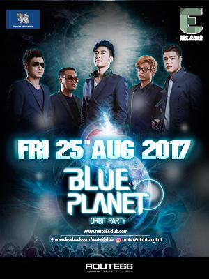 Blue Planet Orbit Party