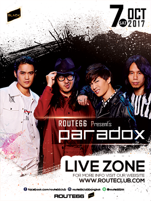 Paradox Live at Route66