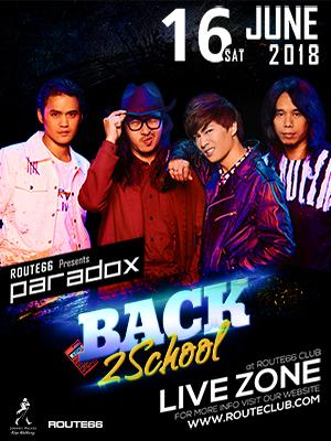Paradox Back 2 School